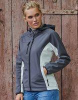 Ženska Hooded Lightweight Performance Softshell jakna Tee Jays / TJ9515