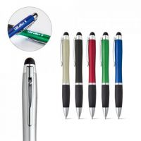 HELIOS kemični svinčnik z osvetljenim logotipom / H81137