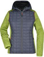 Ženska Knitted Hybrid jakna J&N / JN771