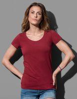 Ženska T-shirt majica Claire Crew Neck Stedman / ST9700