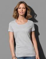 Janet Organic Crew Neck ženska T-shirt majica Stedman / ST9300